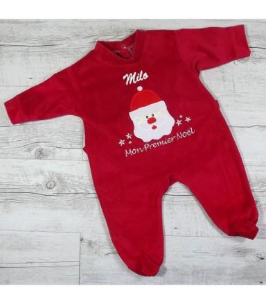 pyjama-bebe-premier-noel